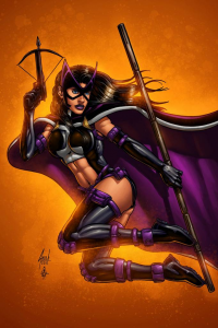 Huntress from Marcus Odoms