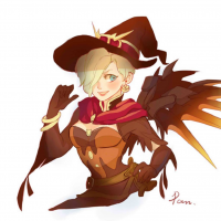 Mercy/Witch from DID.MEDICI.PAN