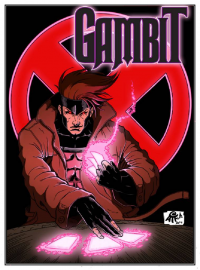 Gambit from Brandy Dixon