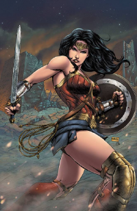 Wonder Woman from Omi Remalante jr.