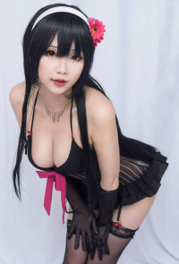 Hana's Cosplay as Utaha Kasumigaoka