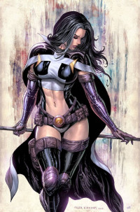 Huntress from Arif Prianto