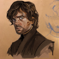 Tyrion Lannister from Mstrmagnolia