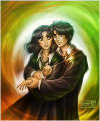 Pansy Parkinson, Harry Potter from Daniel Kordek