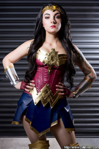 Amicakescosplay as Wonder Woman