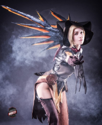 Missarisugawa as Mercy/Witch