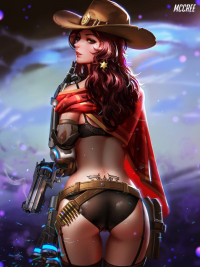 McCree from Liang-xing