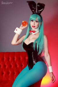 Adami Langley as Bulma/Bunny