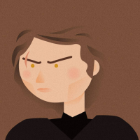 Anakin Skywalker from Penleydesigns