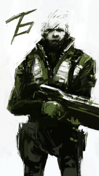 Soldier: 76 from Alex Chow