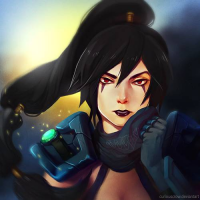 Vayne from Curiouscrow