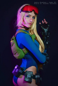 Angela Bermúdez A. as Cammy White
