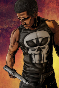 Punisher from Marc Ouellette