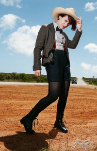 Costumes by Courtney as 11th Doctor