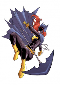 Batgirl from Andie Tong