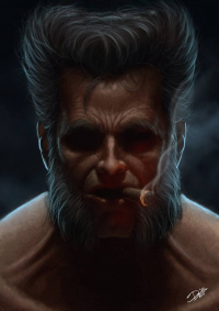 Wolverine from Disse86