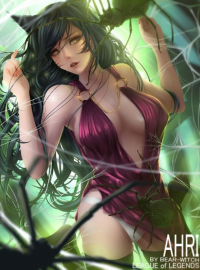 Ahri from Bearwitch888