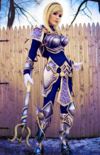 Danielle Beaulieu as Lux