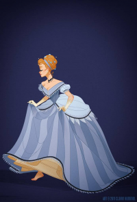 Cinderella from Claire Hummel