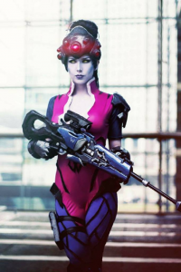Cosplay Lullabie as Widowmaker