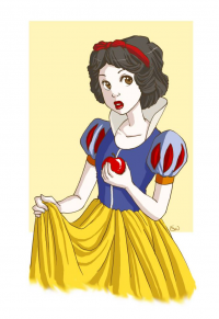 Snow White from AndLatitude