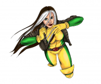 Rogue from Agent J
