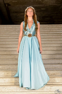 Alienda Cosplay as Margaery Tyrell