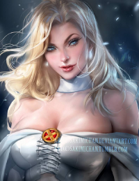 Emma Frost from Sakimi Chan