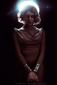 Miramay Cosplay as Amilyn Holdo