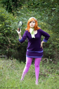 Chiara Scuro as Daphne Blake