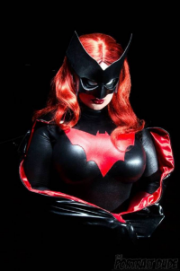 BelleChere as Batwoman