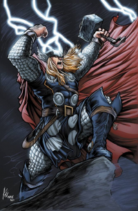 Thor from Ross Hughes