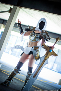 Shelle-chii as Tyrael