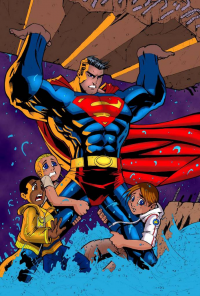 Superman from Kyle Ritter