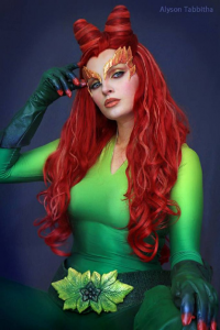 Alyson Tabbitha as Poison Ivy