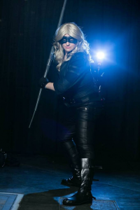 Alamo City Black Canary as Black Canary