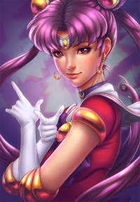 Sailor Moon from Stanley Lau