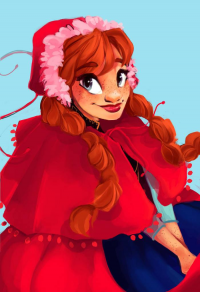 Anna of Arendelle from Dreamsoffools