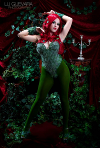 Nadya Sonika as Poison Ivy