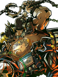Roadhog from Donna A.