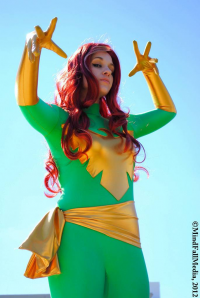 Bettiebloodshed as Phoenix