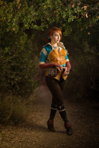 Nadya Sonika as Triss Merigold