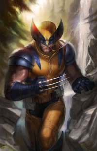 Wolverine from Josh Burns