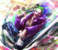 The Joker from C-Hao Art