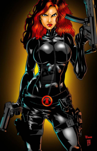 Black Widow from Bigrob1031