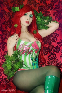 Adami Langley as Poison Ivy