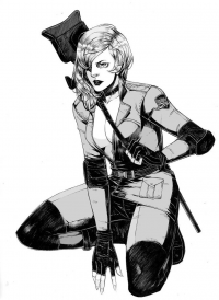 Sniper Wolf from Aaron Naluz