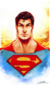 Superman from Lorena Carvalho