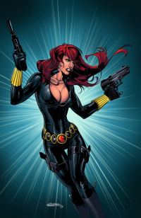 Black Widow from Omi Remalante jr.