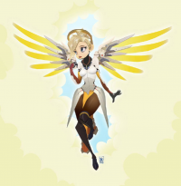 Mercy from 4bitten